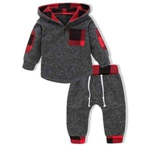 Other - Baby Boys Girls Christmas Outfit Clothes Set